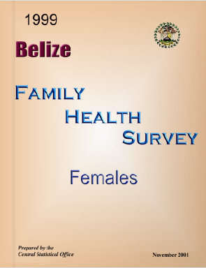 Family_Health_Survey_Females_1999