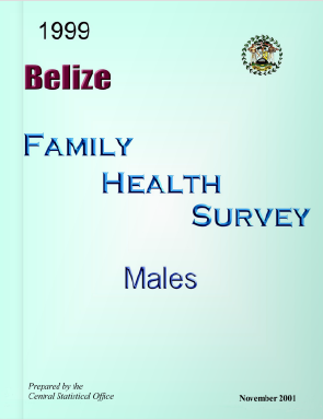 Family_Health_Survey_Males_1999
