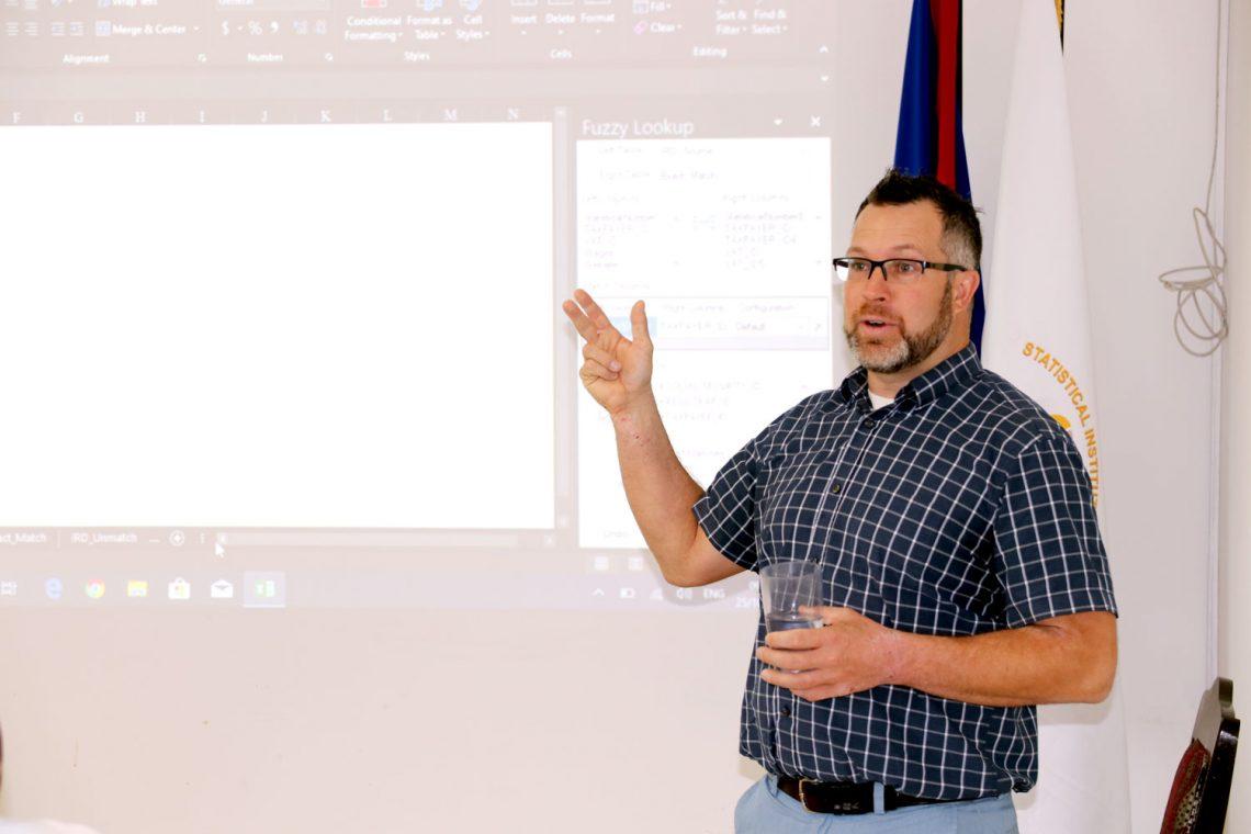 workshop on statistical